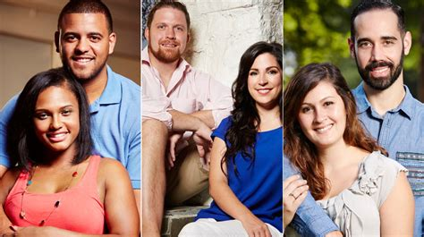 married at first sight couples enter year two of one married at first sight couple calls it quits before