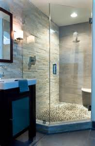 river rock bathroom ideas pin by julie stammers on bathroom ideas pinterest