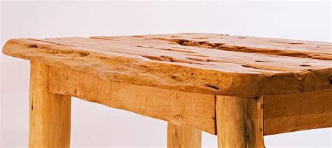 Handmade Wooden Dining Tables - rustic handmade wooden dining table by kwetu