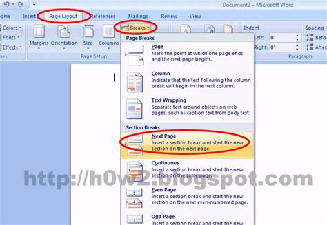 change page layout within word document change layout to landscape in word combination portrait