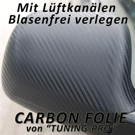 Auto Fenster Folie Köln by 3d Carbon Schwarz Auto Folie 100cm X 152cm Luftkan 228 Le