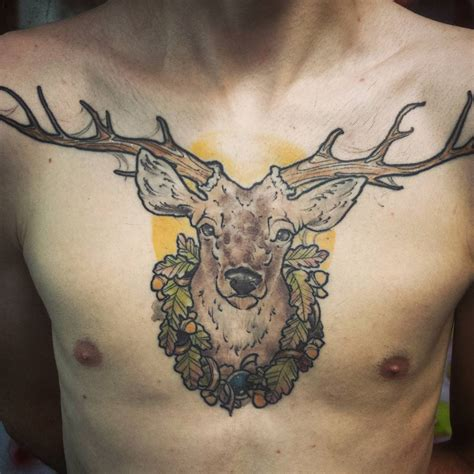 deer hunting tattoos designs 120 best deer meaning and designs nature 2018