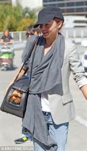 She saw the latest trend in designer dog carriers daily mail online
