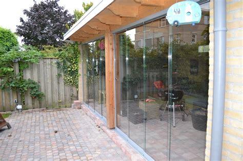 veranda glaswand glazen schuifdeuren en schuifwanden voor buiten en binnen