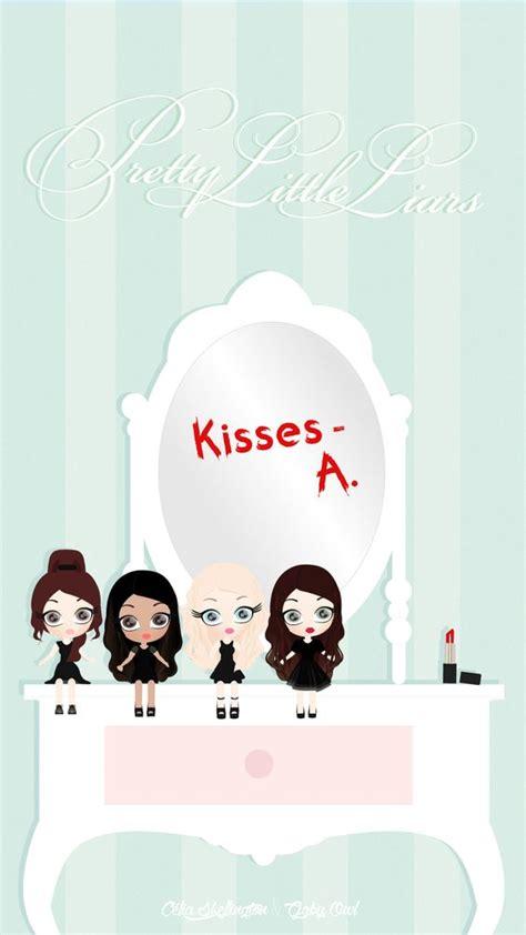 Wallpaper For Iphone Pll | pretty little liars dolls iphone wallpaper panpins