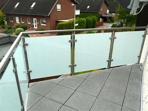 terrassengeländer holz kaufen balkongel 228 nder plexiglas kreative ideen f 252 r