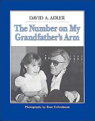 libro my fathers arms are the number on my grandfather s arm by david a adler paperback barnes noble 174