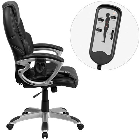 black high  massage chair bt hp  gg bizchaircom