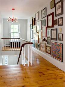 Decorating Ideas For Upstairs Hallway How To Hang Pictures In Your Home S Hallway