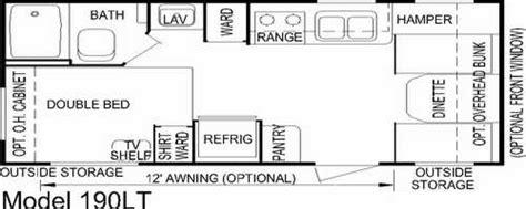 skyline rv floor plans skyline aljo floorplans autos weblog
