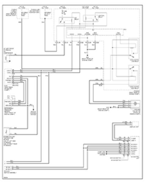 nissan patrol air con wiring diagram fixya