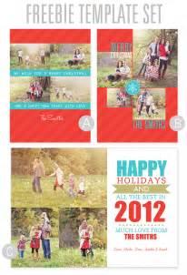 2012 card templates