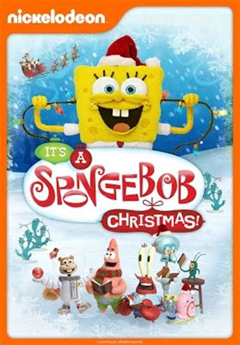 spongebob christmas song spongebob squarepants it s a spongebob tv on play