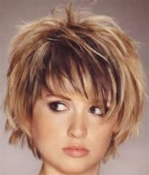 hairstyle with a few bangs short layered bob hairstyles with bangs short layered bob