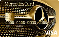 kreditkarte x ite card 0 zins mercedes bank mercedescard gold