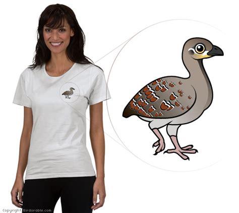 Tshirt Tuesday t shirt tuesday birdorable malleefowl in t shirt tuesday