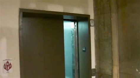elevator room brand new otis hydraulic elevator machine room inside look