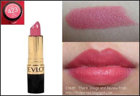 Lipstik Revlon Pink Velvet revlon superlustrous lipstick pink velvet daftar update