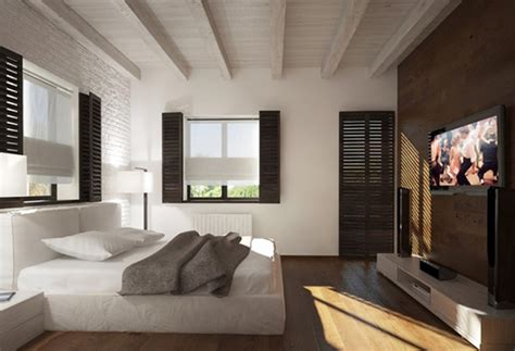 exposed beams exposed wooden roof beams in bedroom amazing house design