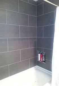 Grey Bathroom Tiles » New Home Design