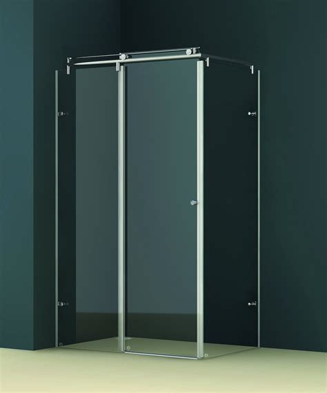 Shower Door And Panel All About Vigo Frameless Shower Enclosures The Shower