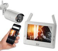 kamerasystem haus einbruchspr 228 vention mit funk kamerasystem ks200 hd elv