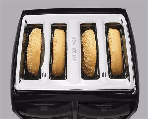 tostador hamilton beach tostador de pan hamilton beach insulado 4 rebanadas