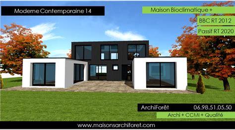 Charmant Quel Bac Pour Architecte D Interieur #3: Moderne-Contemporaine-14-Photo-maison-ultra-design-toit-plat-bardage-zinc-et-crepi1.jpg