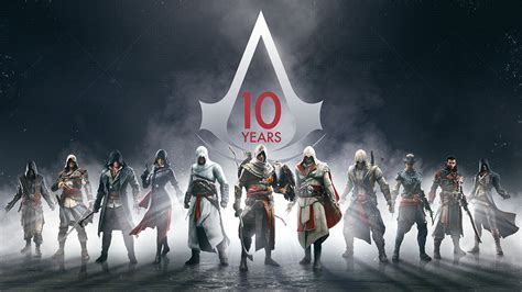 assassins creed 10 tx assassin s creed 1 was released 10 years ago resetera