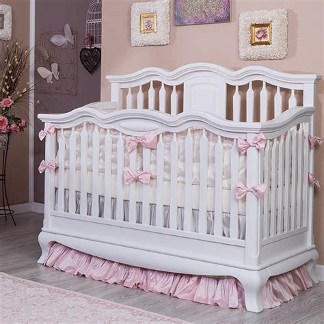 Romina Cleopatra Crib by Romina Furniture Cleopatra Convertible Crib N Cribs