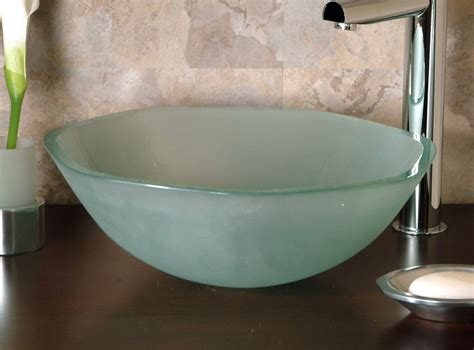 sink designs 20 glass sink design ideas for bathroom inspirationseek com