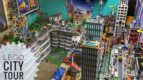 youtube lego layout lego city layout tour youtube
