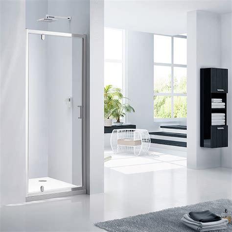 aqua glass shower door aquaglass purity pivot shower door inline panel option