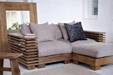 sofas for small apartments pallet loveseat ottoman homemade furniture pinterest