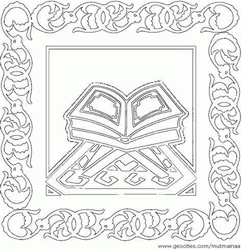 coloring pages islamic islamic coloring pages coloring home