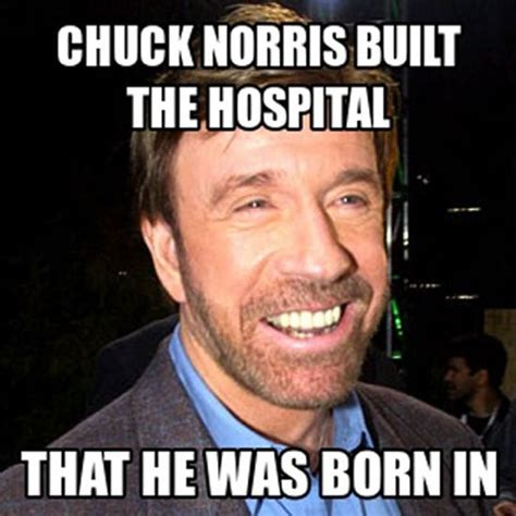 Punny Memes - chuck norris most interesting quotes quotesgram