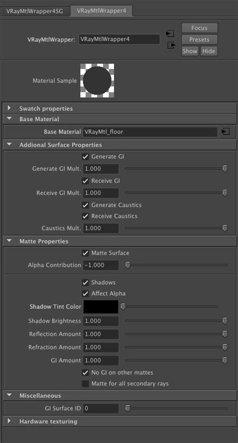 3ds Max Alpha Channel White Outline by Shadow Matte Settings For V 3d Gumshoe