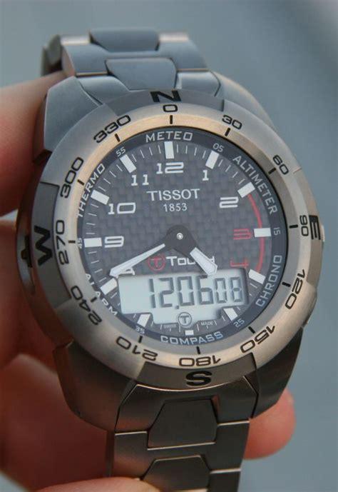 tissot  touch expert  review  king  quartz