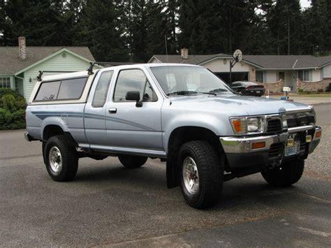 1990 Toyota Tacoma 1990 Toyota Tacoma Autos Post