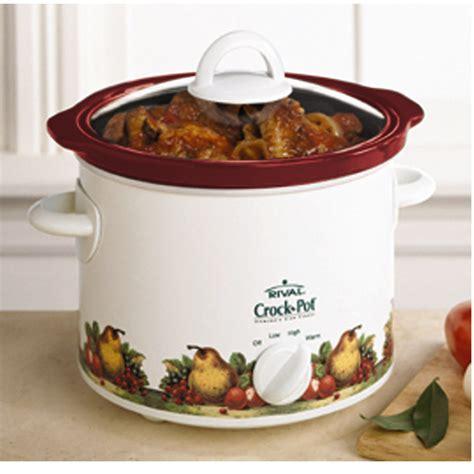 rival kitchen appliances rival 3 qt round crock pot appliances small kitchen