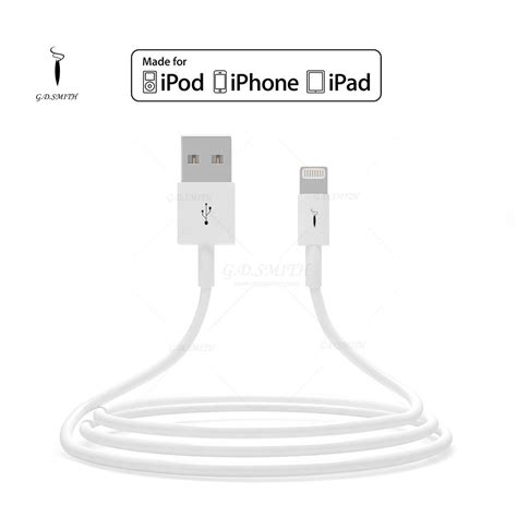 Usb Iphone 5 Ori cable usb lightning para iphone 5 y 6 original 1m