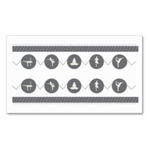 Exercise Punch Card Template by 1000 Images About Business Time On Personal
