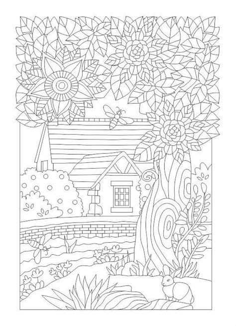 cottage house coloring pages 654 best para imprimir 4 images on pinterest coloring