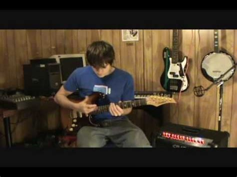 slap guitar lesson rob scallon ultimate guitarcom youtube guitarness pinterest