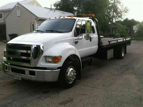 2006 Ford Truck by Ford F650 2006 Flatbeds Rollbacks