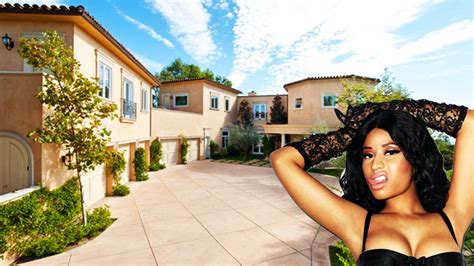 nicki minaj house inside nicki minaj s house tour inside outside 2017 youtube