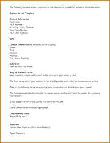 Business Letter Template Apa Apa Business Letter The Best Letter Sample