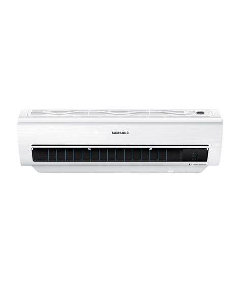 samsung 1 ton ac samsung 1 5 ton triangle inverter ar18jv5nbwk split air conditioner white 2017 model price