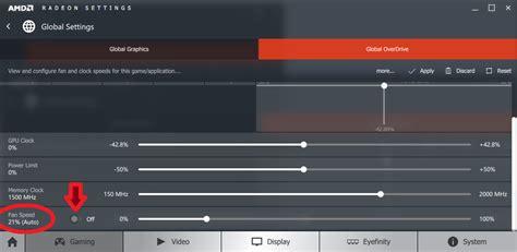 amd gpu fan control amd to release hotfix driver addressing radeon crimson fan