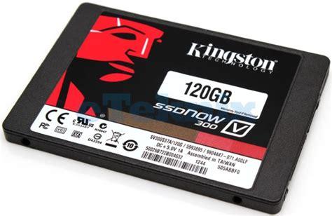 Harddisk Kingston kingston ssd disk 120 gb 2 5 hd v300 sata 3 sv300s37a 120g 10x macbook pc